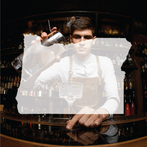 Bartender With OLCC Server Permit
